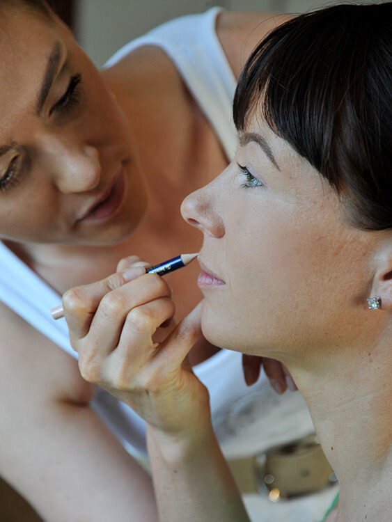 Permanent Make-Up Behandlung 1 | Der Jungbrunnen Aichach