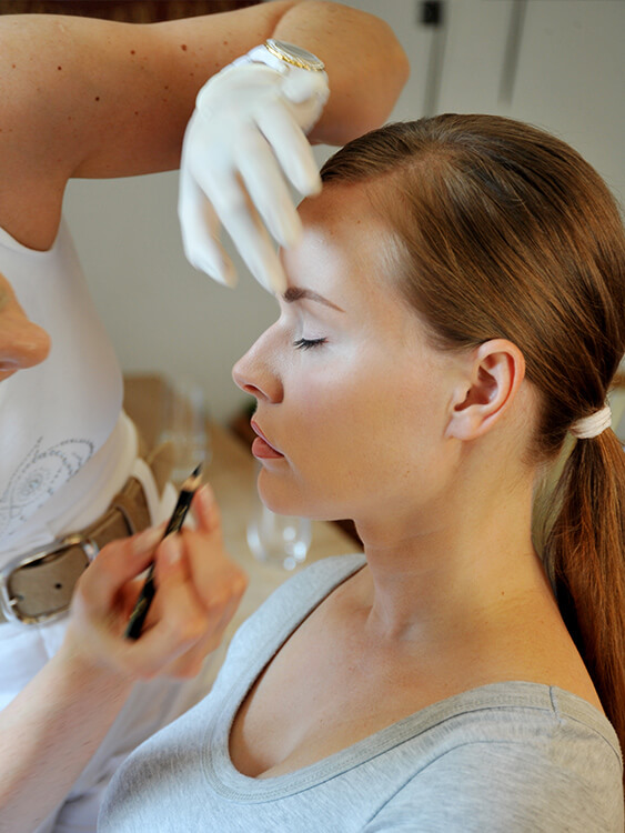 Permanent Make-Up Behandlung 3 | Der Jungbrunnen Aichach