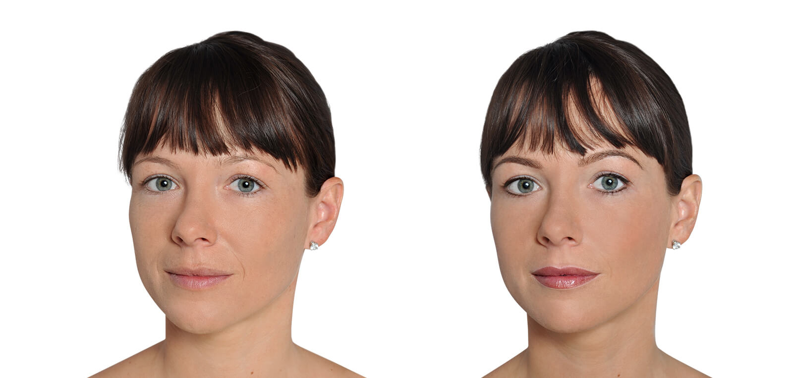 Permanent Make-Up Bilder Damen 01 nachher | Der Jungbrunnen Aichach